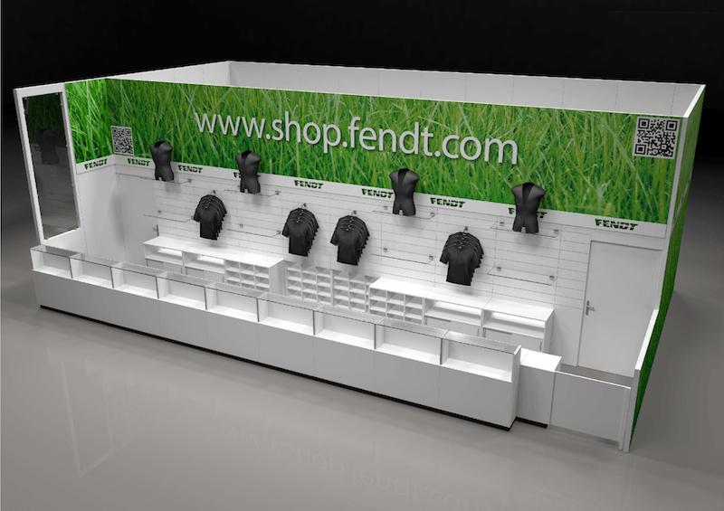 Fendt Merchandise Shop