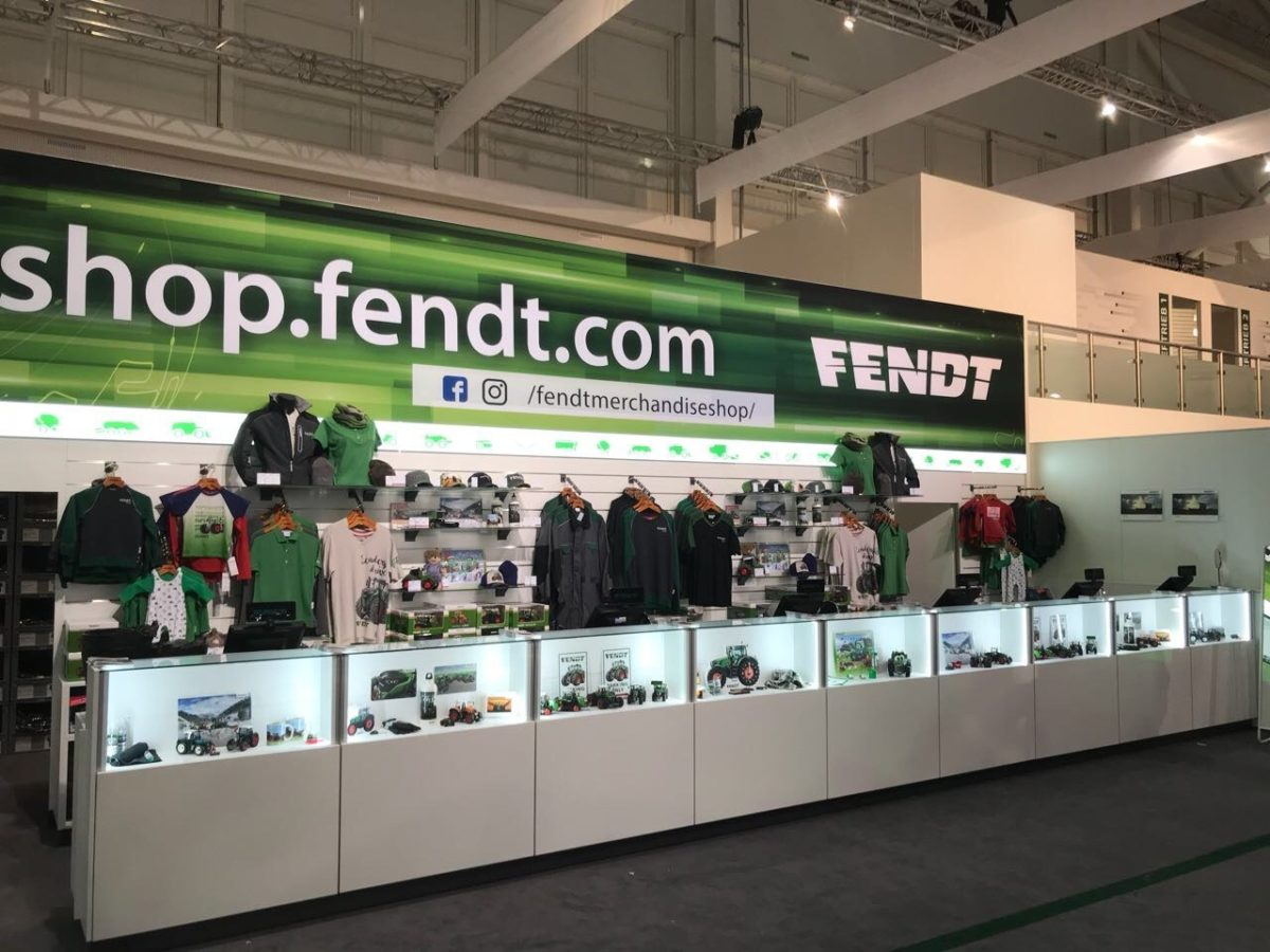 Fendt Merchandise Shop