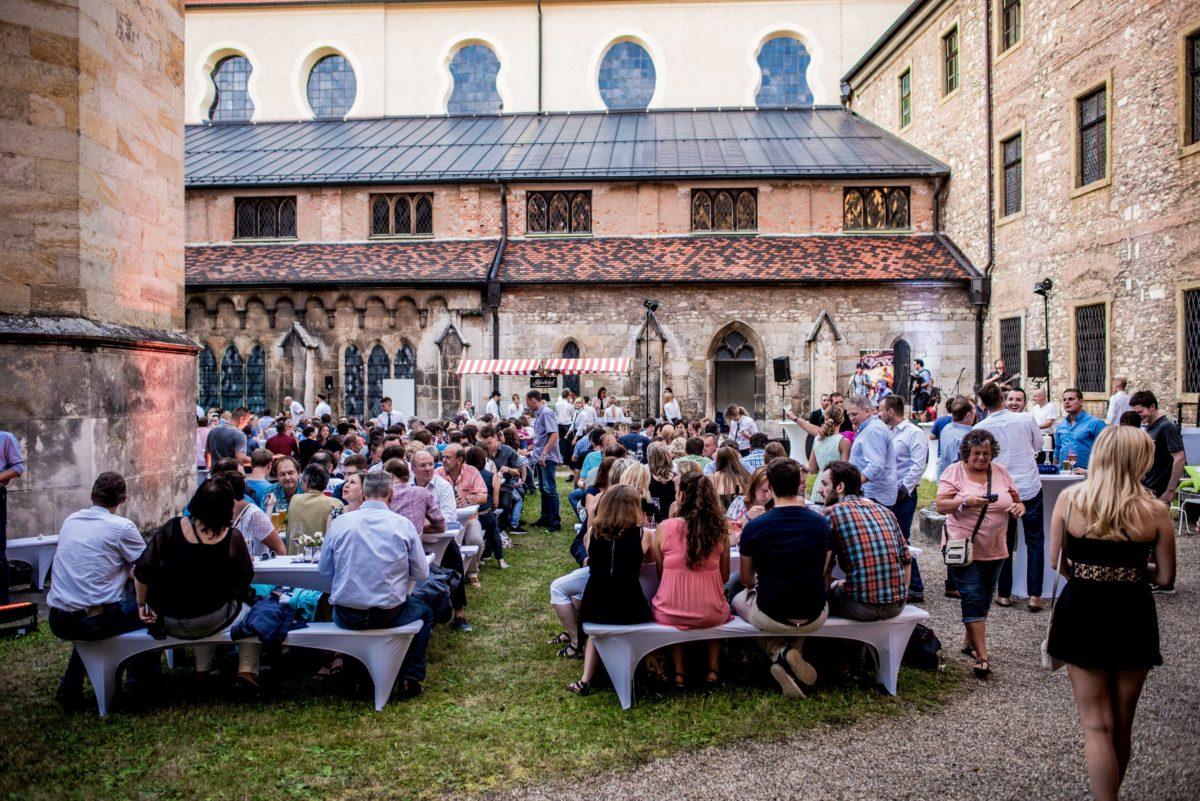 Gäste beim SWR REWAG Betriebsfest 2018
