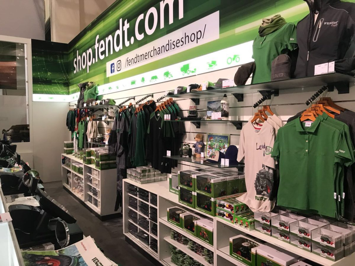 Fendt Shop