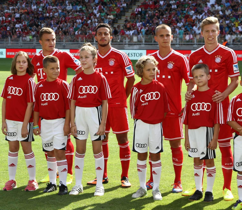 Audi Eto Bayern München